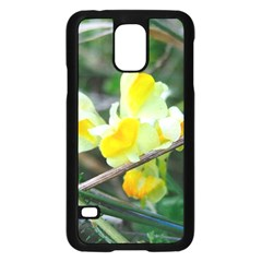 Linaria Samsung Galaxy S5 Case (Black)