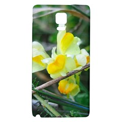 Linaria Samsung Note 4 Hardshell Back Case