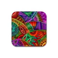 Happy Tribe Drink Coasters 4 Pack (square)
