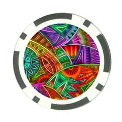 Happy Tribe Poker Chip