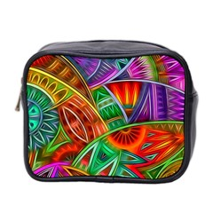 Happy Tribe Mini Travel Toiletry Bag (two Sides)