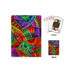 Happy Tribe Playing Cards (mini)