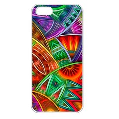 Happy Tribe Apple Iphone 5 Seamless Case (white)