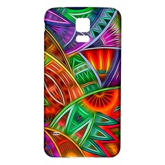 Happy Tribe Samsung Galaxy S5 Back Case (white)