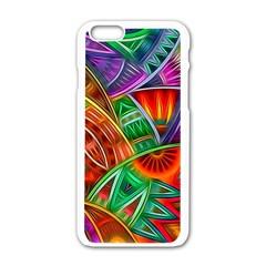 Happy Tribe Apple iPhone 6 White Enamel Case