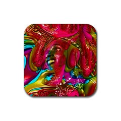 Music Festival Drink Coasters 4 Pack (square)