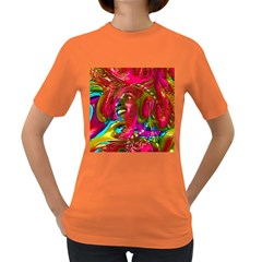 Music Festival Women s T Shirt (colored)