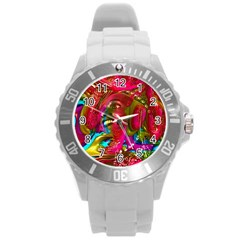 Music Festival Plastic Sport Watch (large)