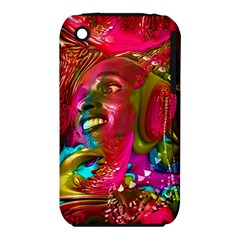Music Festival Apple Iphone 3g/3gs Hardshell Case (pc+silicone)