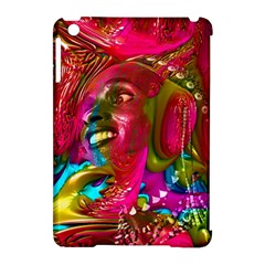 Music Festival Apple Ipad Mini Hardshell Case (compatible With Smart Cover)