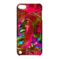 Music Festival Apple Ipod Touch 5 Hardshell Case With Stand