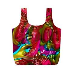 Music Festival Reusable Bag (M)