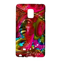 Music Festival Samsung Galaxy Note Edge Hardshell Case