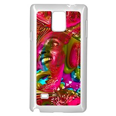 Music Festival Samsung Galaxy Note 4 Case (White)