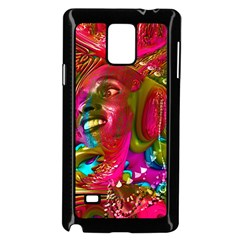 Music Festival Samsung Galaxy Note 4 Case (Black)