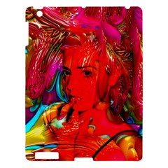 Mardi Gras Apple Ipad 3/4 Hardshell Case
