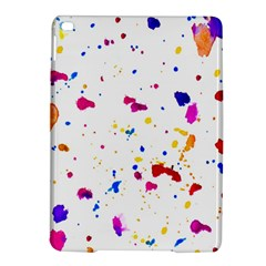Multicolor Splatter Abstract Print Apple iPad Air 2 Hardshell Case