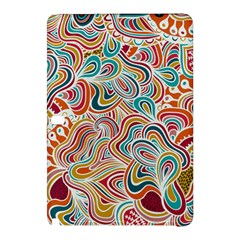 Doodle Patterns Samsung Galaxy Tab Pro 12.2 Hardshell Case