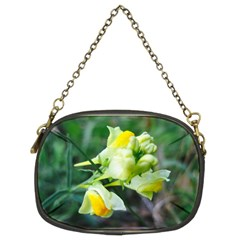 Linaria Flower Chain Purse (two Sided)