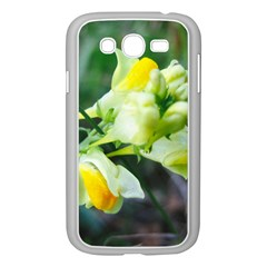 Linaria Flower Samsung Galaxy Grand Duos I9082 Case (white)