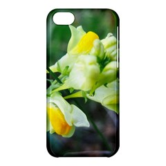 Linaria Flower Apple Iphone 5c Hardshell Case