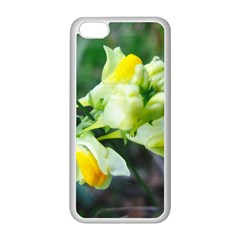 Linaria Flower Apple Iphone 5c Seamless Case (white)
