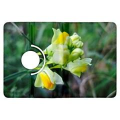 Linaria Flower Kindle Fire HDX Flip 360 Case