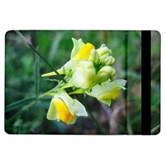 Linaria Flower Apple Ipad Air Flip Case