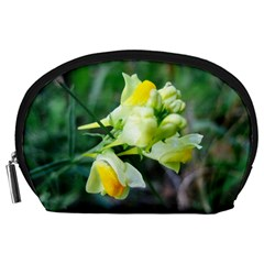 Linaria Flower Accessory Pouch (large)