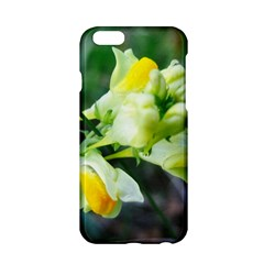 Linaria Flower Apple iPhone 6 Hardshell Case