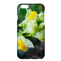 Linaria Flower Apple iPhone 6 Plus Hardshell Case
