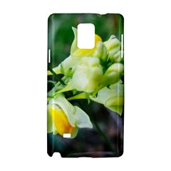 Linaria Flower Samsung Galaxy Note 4 Hardshell Case