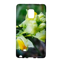 Linaria Flower Samsung Galaxy Note Edge Hardshell Case