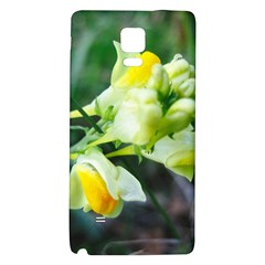 Linaria Flower Samsung Note 4 Hardshell Back Case