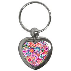 Eden s Garden Key Chain (heart)