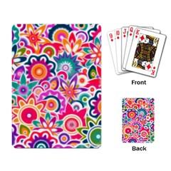 Eden s Garden Playing Cards Single Design