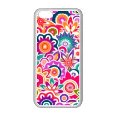 Eden s Garden Apple Iphone 5c Seamless Case (white)