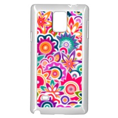 Eden s Garden Samsung Galaxy Note 4 Case (white)