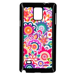 Eden s Garden Samsung Galaxy Note 4 Case (black)