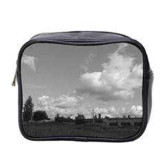 Abandoned Mini Travel Toiletry Bag (two Sides)