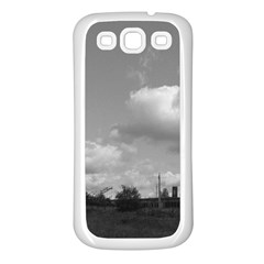 Abandoned Samsung Galaxy S3 Back Case (white)