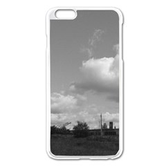 Abandoned Apple iPhone 6 Plus Enamel White Case