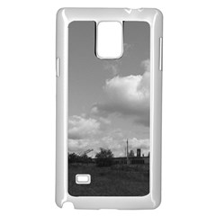Abandoned Samsung Galaxy Note 4 Case (white)