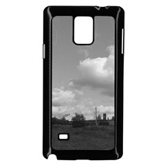 Abandoned Samsung Galaxy Note 4 Case (black)