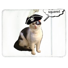 Pi Rate Cat Samsung Galaxy Tab 7  P1000 Flip Case