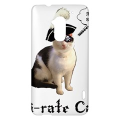 Pi-rate Cat HTC One Max (T6) Hardshell Case