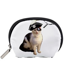 Pi Rate Cat Accessory Pouch (small)