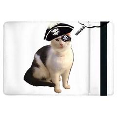 Pi-rate Cat Apple iPad Air Flip Case