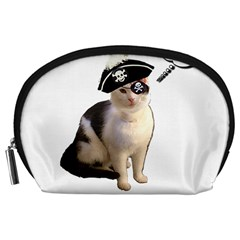 Pi Rate Cat Accessory Pouch (large)