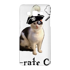 Pi-rate Cat Samsung Galaxy A5 Hardshell Case